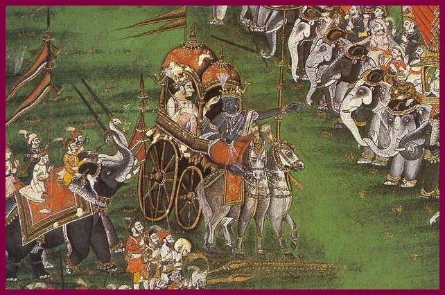 A history of mahabharata one of the two major sanskrit epics of ancient india