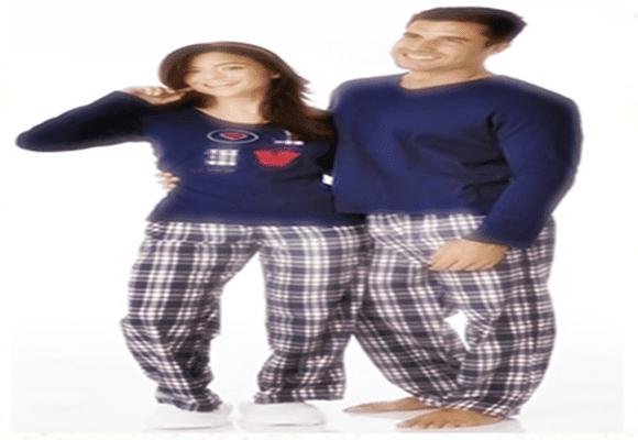 Preguiça-Pijamas-casal