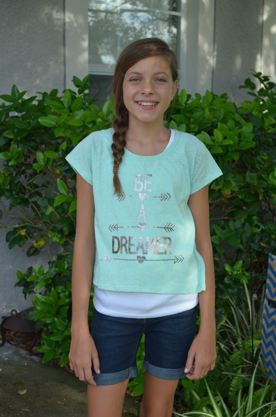 Love Bug Living: First Day Of School 2015