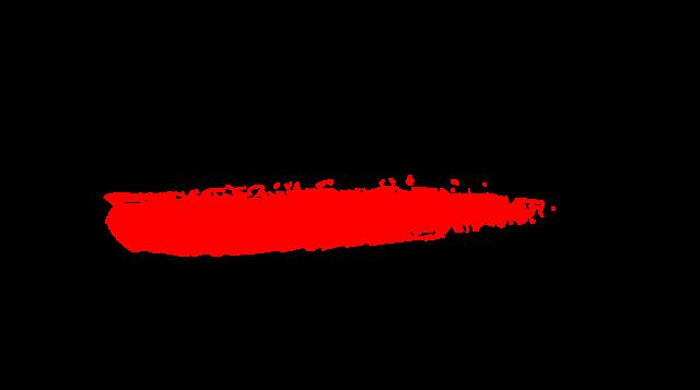 Paint Brush Stroke PNG Effects - Awana Editography