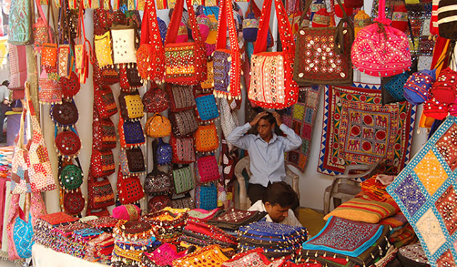 handicrafts items of Rajasthan