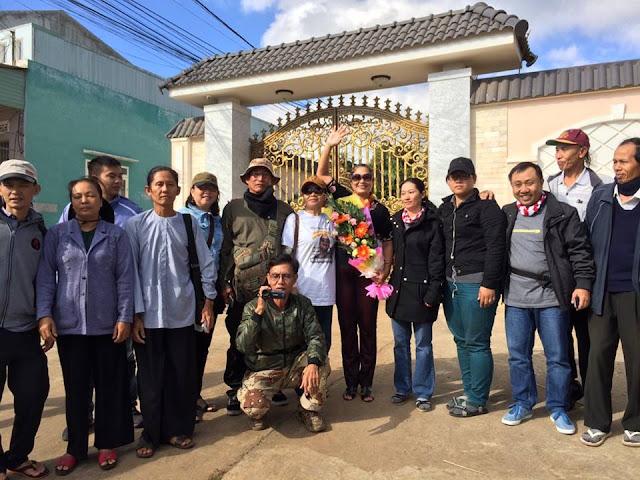 Bùi Thị Minh Hằng tuyên bố sẽ quay trở lại đấu trường dân chủ