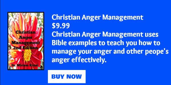 Christian anger management
