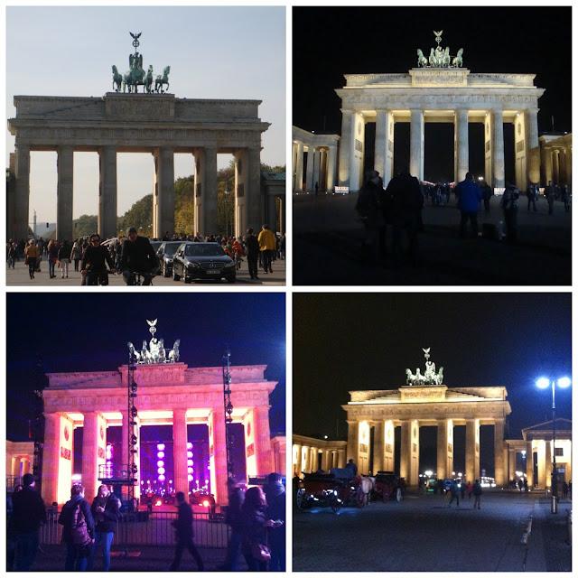 Top 15 coisas para fazer em Berlim - Admirar o Portão de Brandemburgo