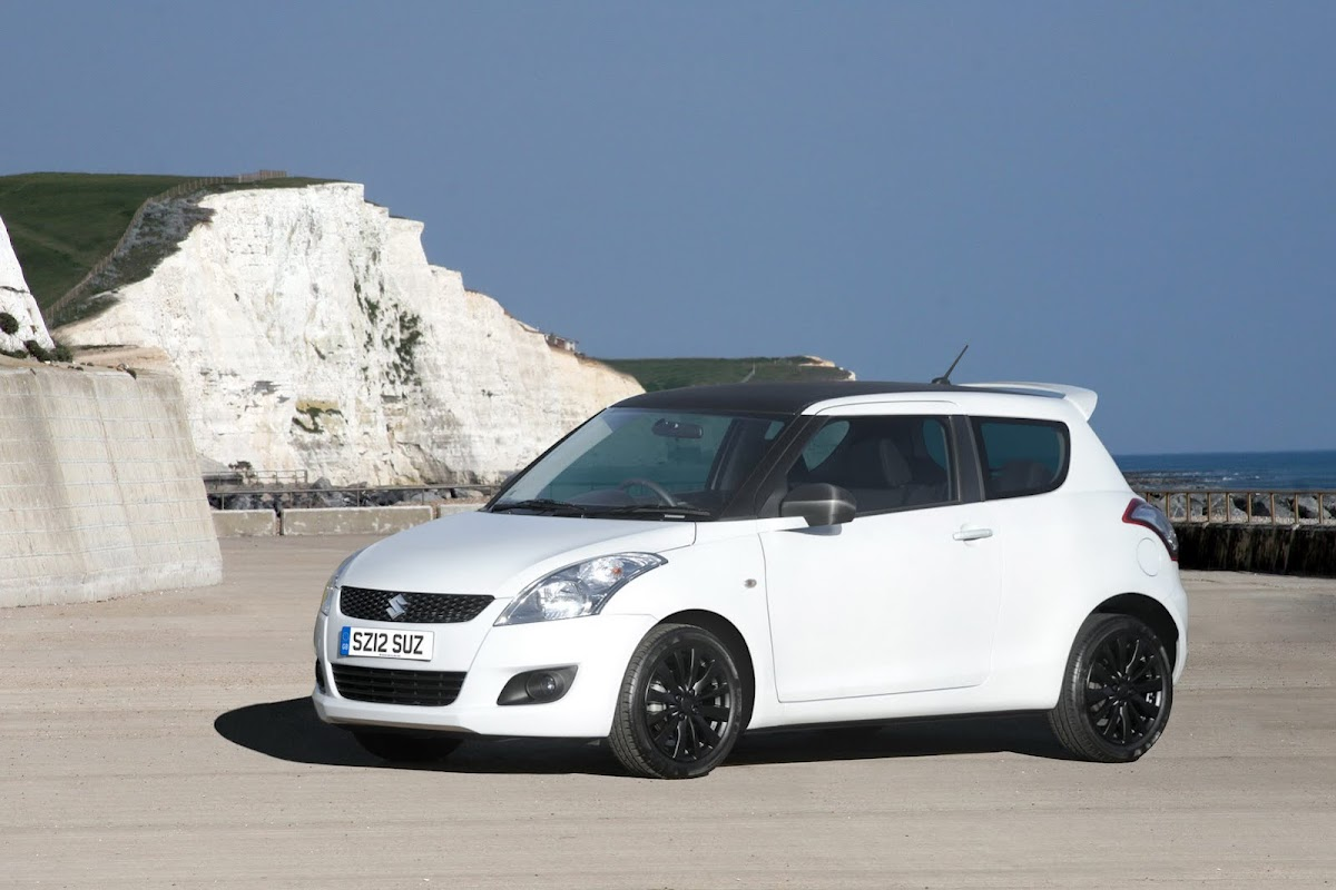 Suzuki Swift Attitude Special Edition For UK