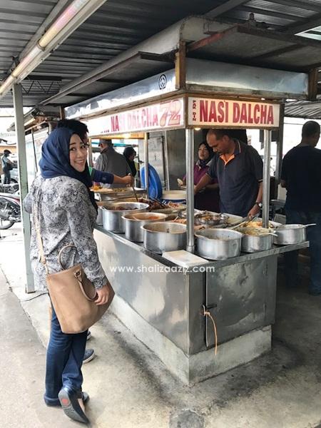 Nasi Dalcha Pak Din, Jelutong, Penang