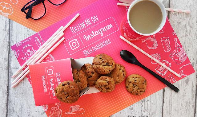 Chocolate Chip Cookies, i famosi biscotti americani con gocce di cioccolato