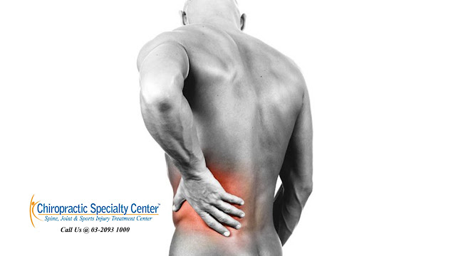 low back pain from slip-disc