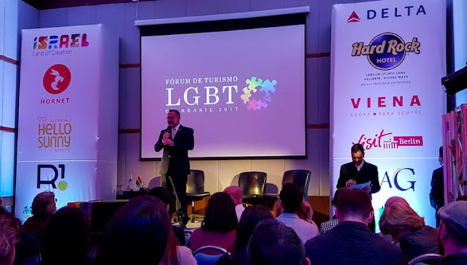 Fórum de Turismo LGBT do Brasil Edição 2018 tem data e local confirmados