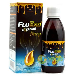 Sirop FluEnd pt tuse durere in gat cumpara de aici