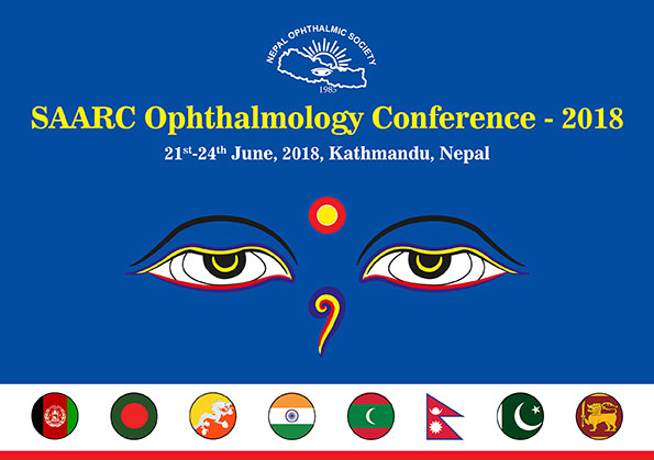 SAARC Ophthalmology conference of Kathmandu