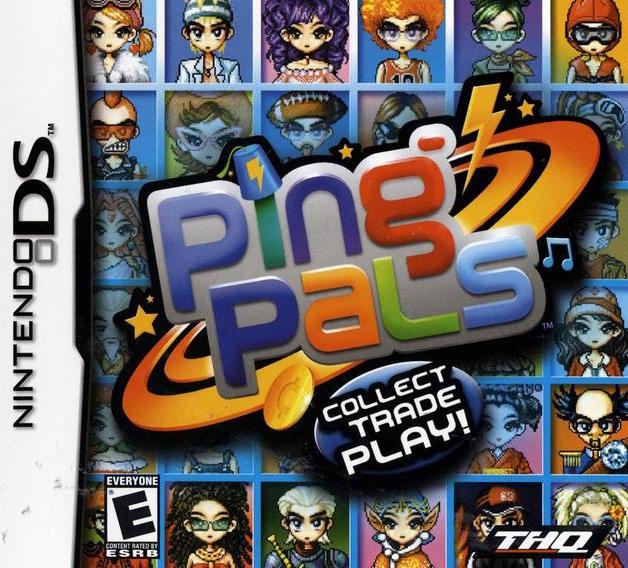 Ping Pals (U) (GBXR)