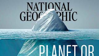 Το νέο εξώφυλλο του National Geographic που θα αφήσει εποχή