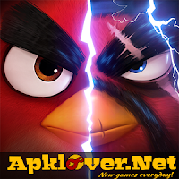 Angry Birds Evolution MOD APK high damage & health