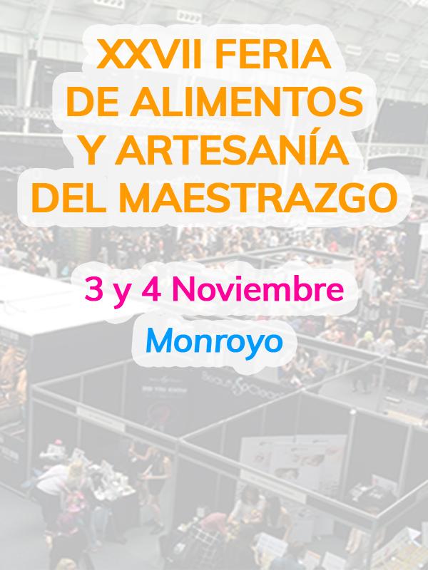 XXVII Feria de Alimentos y Artesanía del Maestrazgo