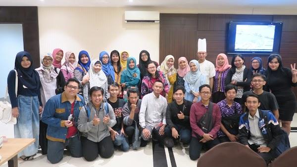 Komunitas Blogger Jogja Ramaikan Buka Bersama di Festival Kampung Nusantara Hotel Horaios Malioboro