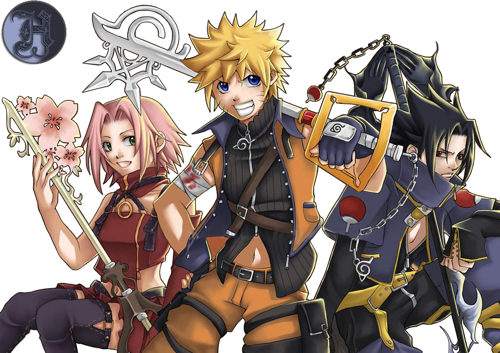 Naruto Version KH