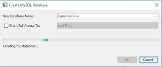Koneksi Database MySQL java
