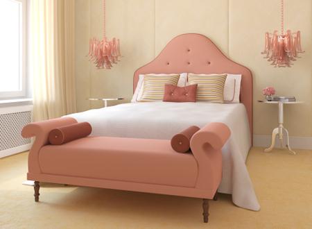 chambre lit taille de la reine