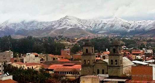 El frio se quedará en Tarija y será más intenso el fin de semana