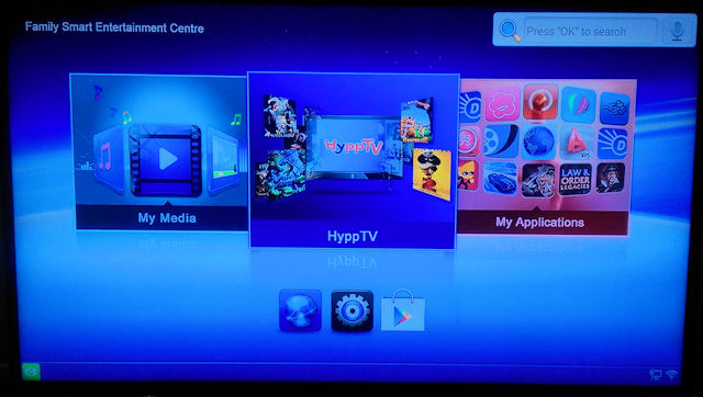 Connect to UniFi HyppTV Set Top Box Through WiFi (without homeplug)