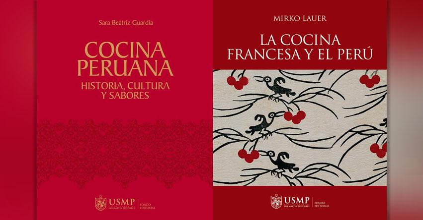 Libros de cocina peruana nominados a concurso mundial de