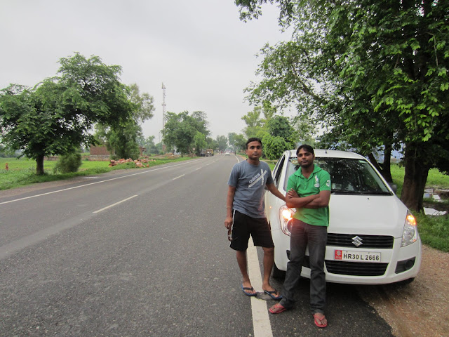 mathura bharatpur road