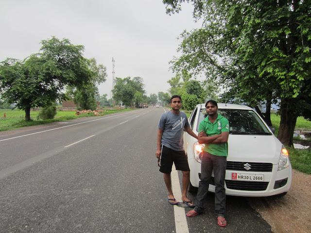 mathura bharatpur road