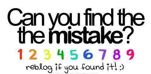 Find the mistake picture puzzle