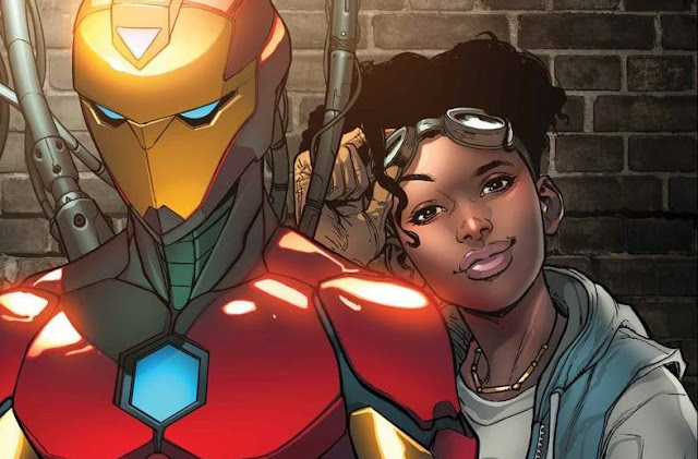 Asal-Usul Ironheart (Riri Williams) adalah