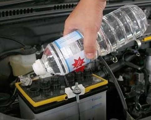 Penyebab Air Aki Mobil Mendidih Cara Memperbaiki Aki Mobil