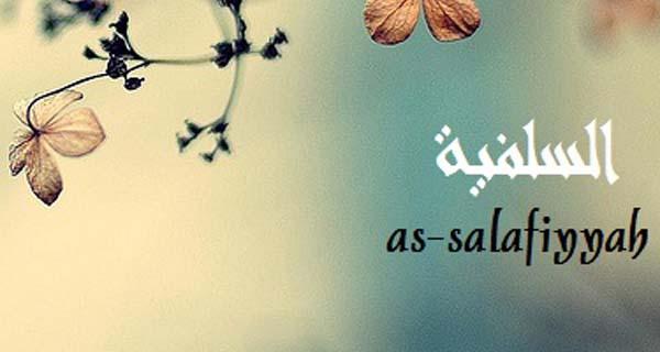 Tampakkan As-Salafiyyah
