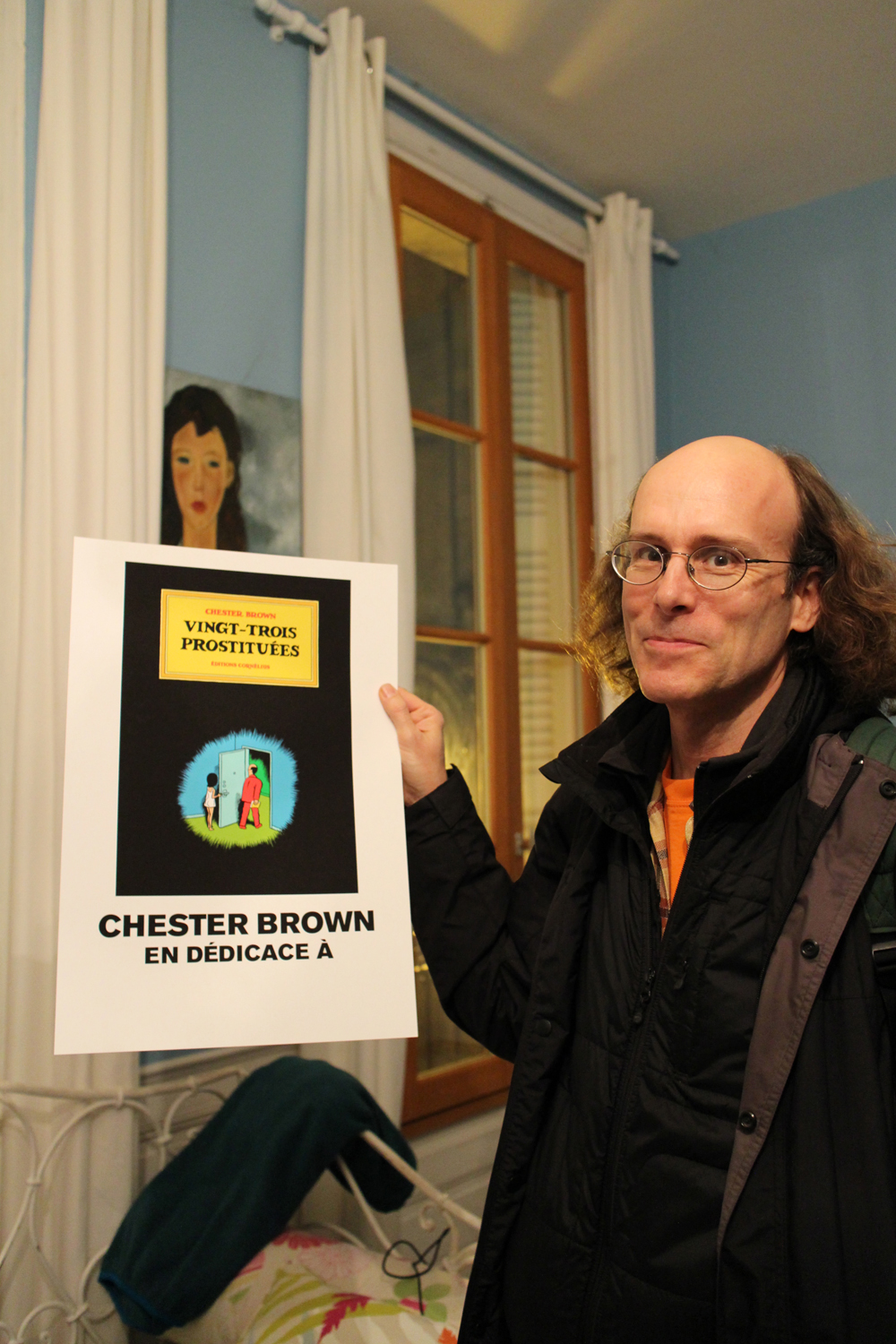 chester brown prostituees