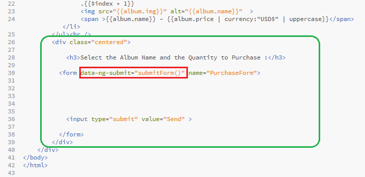 The Angular Club: #9 - HTML5 Forms, Data Validation and Error