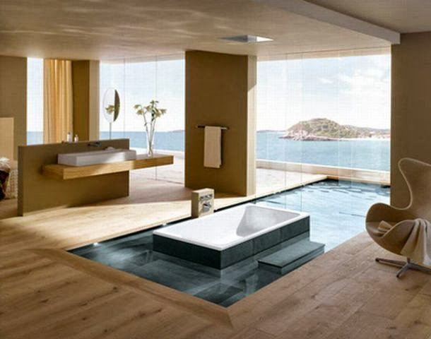 Modern Bathroom Design For A Comfortable Style
