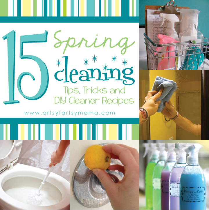 15 Spring Cleaning Tips U0026 Tricks
