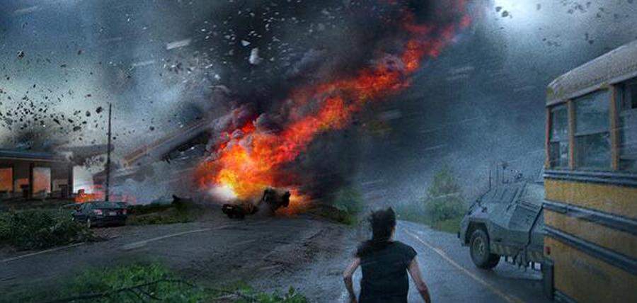 Dezastre de proporţii în filmul Into The Storm