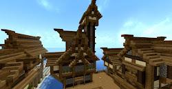 Minecraft Fantasy House Design Mega Wallpapers