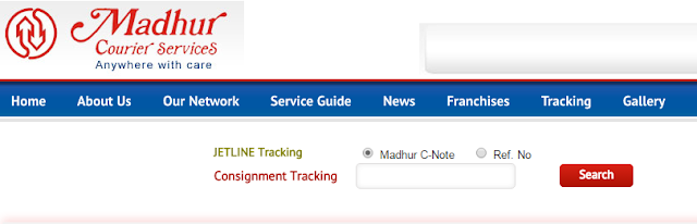 madhur courier