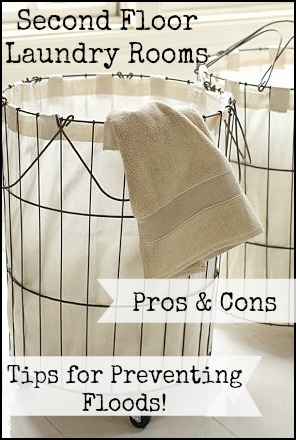 Driven By Décor: Second Floor Laundry Rooms: Pros, Cons, & Tips ...