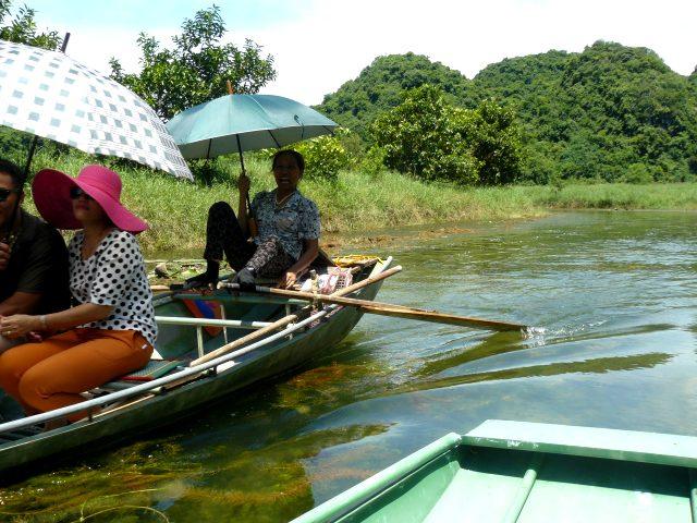 Thung Nham, alternativa a Tam Coc en Vietnam