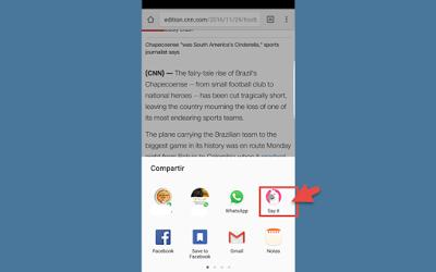تطبيق SayIt لتحويل النصوص المكتوبة إلى مقاطع مسموعة