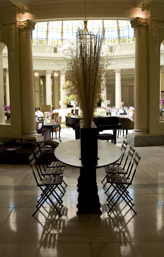 Hotel Palace Madrid Antigua Entrada