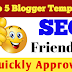 Top 5 SEO Friendly Blogger Templates || Responsive Blogger Templates 2018 - 2019