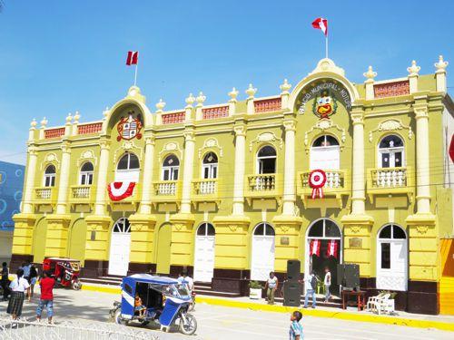 Municipalidad Distrital de Motupe (Lambayeque)