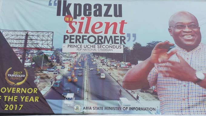 @nwaoguchinenye1: @GovernorIkpeazu Is Still On Duty Till 2023