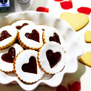 Galletas con Mermelada Thermomix