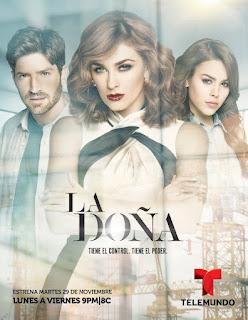 Ver La Doña Capítulo 18 Gratis Online
