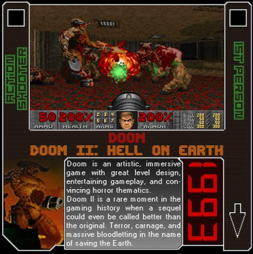 1993 - Doom II: Hell On Earth