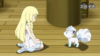 Pokemon Sol y Luna Capitulo 14 Temporada 20 El Cristal Del Valor Lylia Y Vulpix